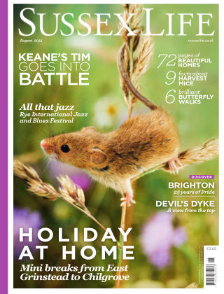 Sussex Life August 2015
