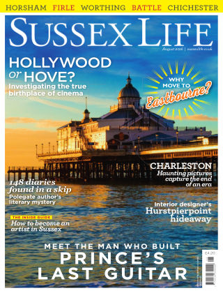 Sussex Life August 2016