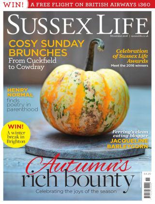 Sussex Life November 2016