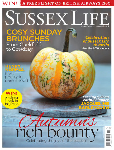 Sussex Life October 20, 2016 00:00