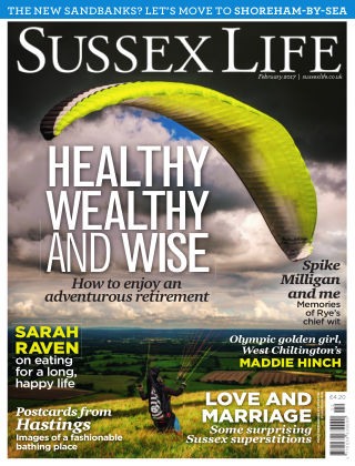 Sussex Life February 2017