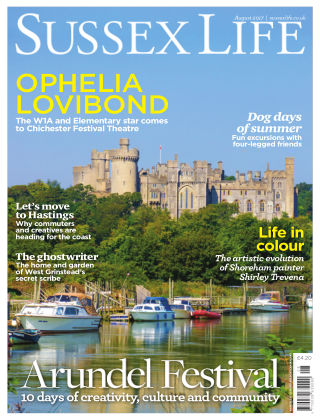 Sussex Life August 2017