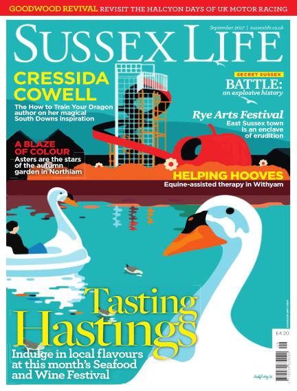 Sussex Life August 24, 2017 00:00