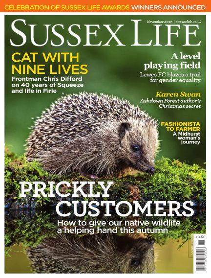 Sussex Life October 19, 2017 00:00