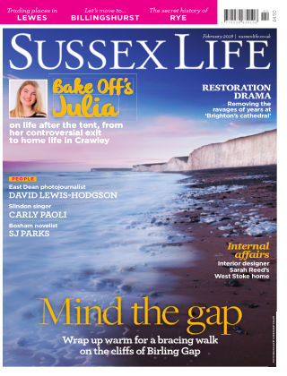 Sussex Life February 2018