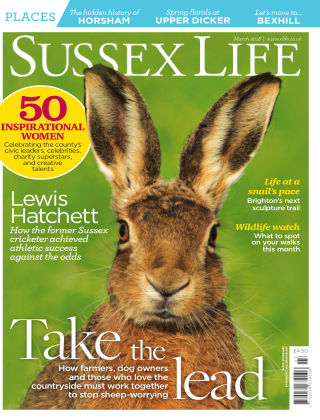 Sussex Life March 2018