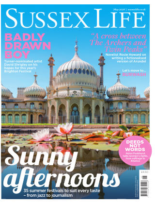 Sussex Life May 2018