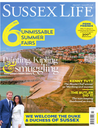 Sussex Life July 2018