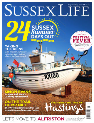 Sussex Life August 2018