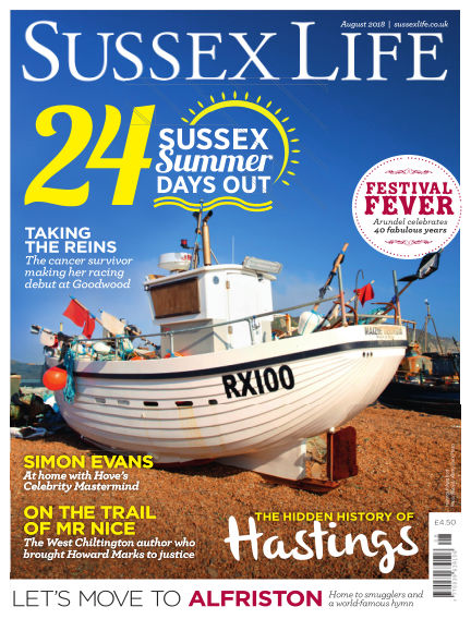 Sussex Life July 18, 2018 00:00