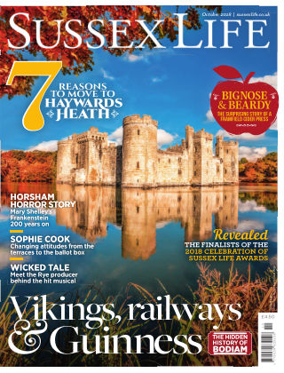 Sussex Life October 2018
