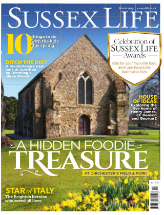 Sussex Life March 2019