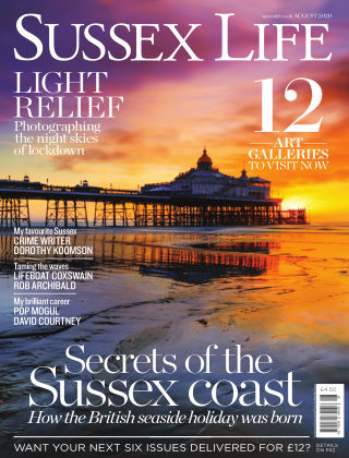 Sussex Life August 2020