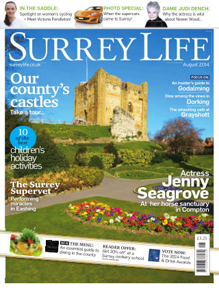 Surrey Life August 2014