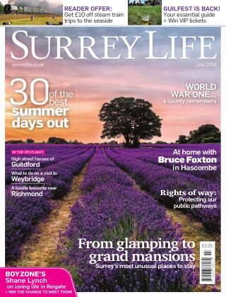 Surrey Life July 2014
