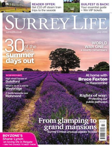 Surrey Life June 26, 2014 00:00