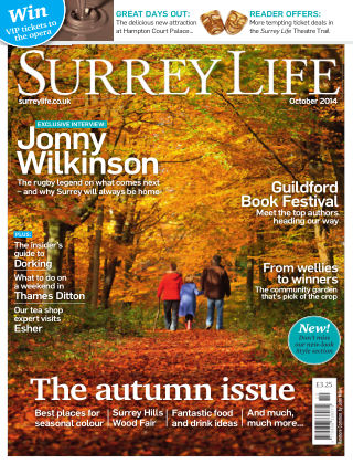 Surrey Life October 2014