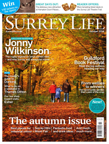 Surrey Life September 25, 2014 00:00