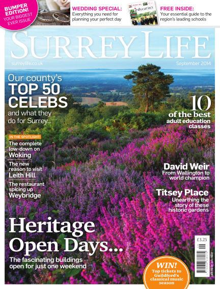 Surrey Life August 28, 2014 00:00
