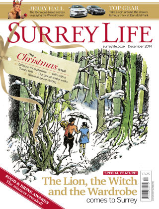 Surrey Life December 2014