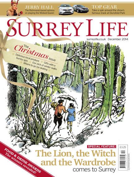 Surrey Life November 27, 2014 00:00