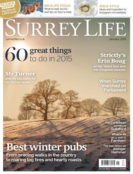 Surrey Life December 26, 2014 00:00