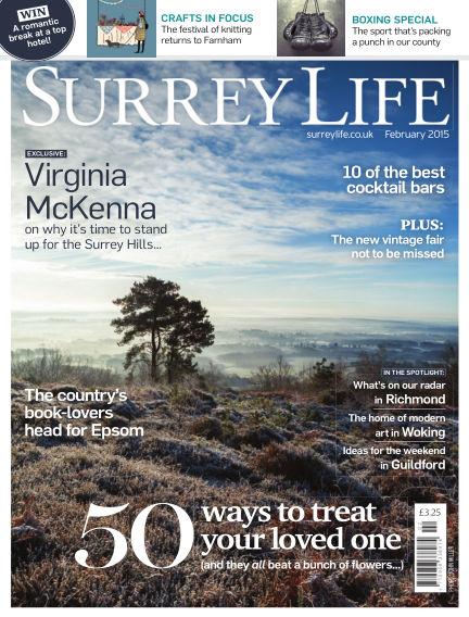 Surrey Life January 22, 2015 00:00