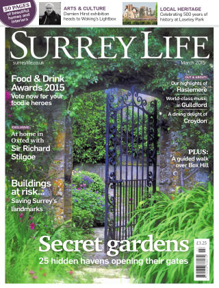 Surrey Life March 2015