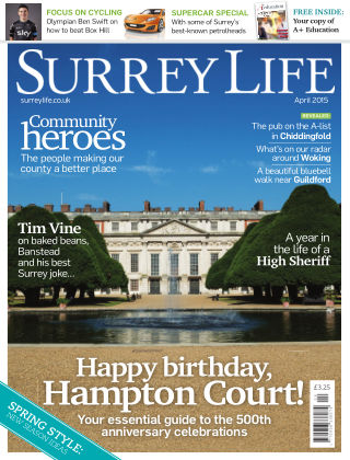 Surrey Life April 2015