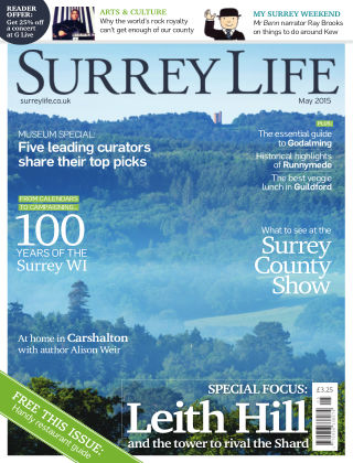 Surrey Life May 2015