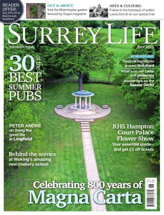 Surrey Life June 2015