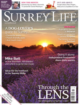 Surrey Life August 2015