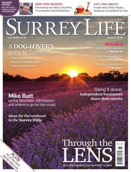 Surrey Life July 23, 2015 00:00