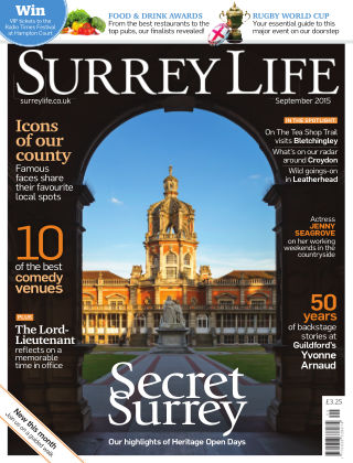 Surrey Life September 2015