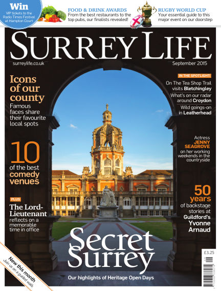 Surrey Life August 27, 2015 00:00