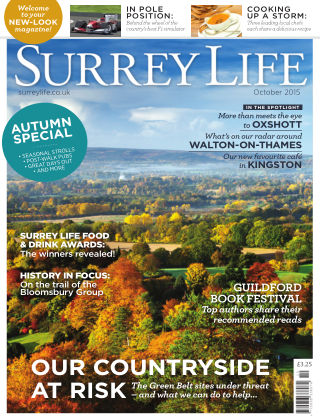 Surrey Life October 2015