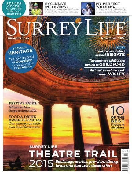 Surrey Life October 22, 2015 00:00