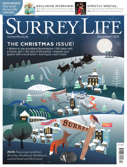 Surrey Life November 26, 2015 00:00