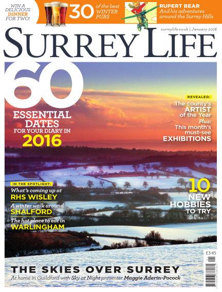 Surrey Life December 24, 2015 00:00