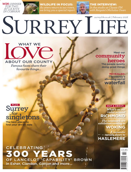 Surrey Life January 21, 2016 00:00