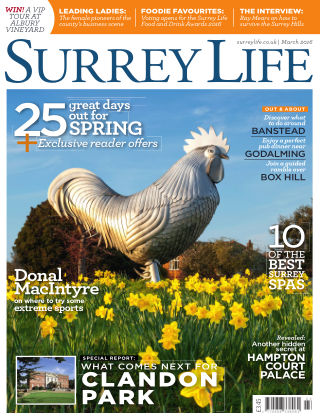 Surrey Life March 2016