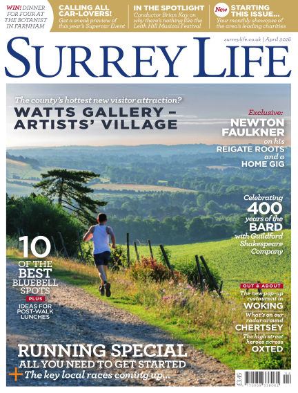 Surrey Life March 17, 2016 00:00
