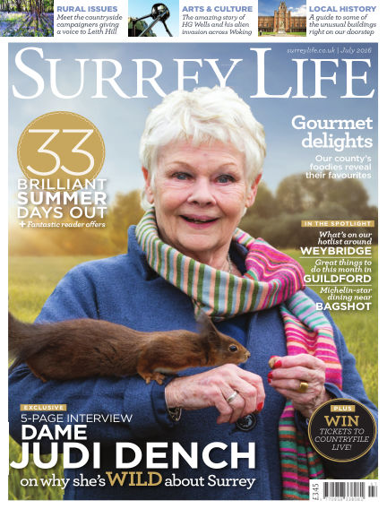 Surrey Life June 23, 2016 00:00