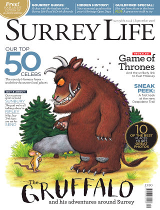 Surrey Life September 2016