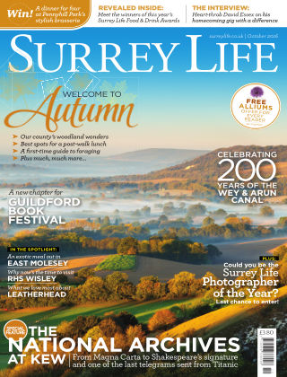 Surrey Life October 2016