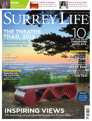 Surrey Life November 2016