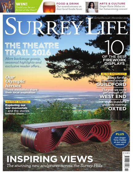 Surrey Life October 20, 2016 00:00