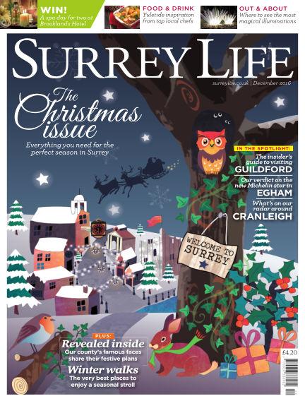 Surrey Life November 24, 2016 00:00