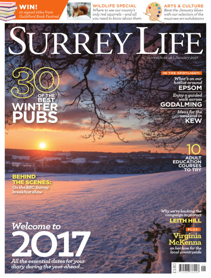 Surrey Life December 22, 2016 00:00