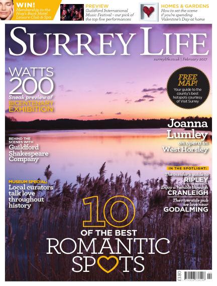 Surrey Life January 19, 2017 00:00